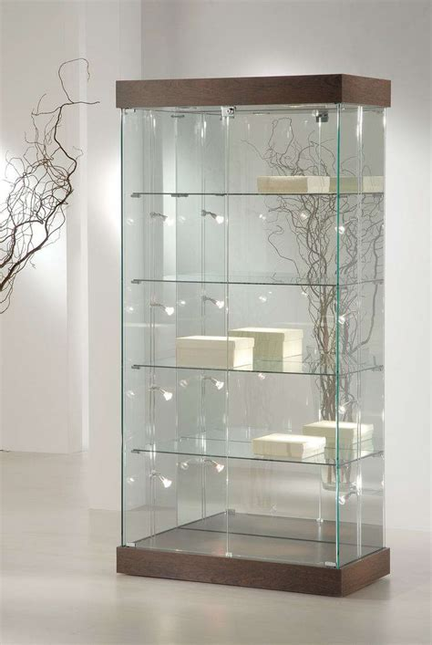 Small Glass Display Cabinet by Living Room Display Cabinet Modern Display Cabinet Small