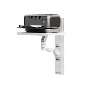 wall mounted printer shelf afcindustries