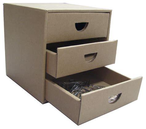 Desktop Filing Cabinet Cardboard Desktop Storage Box Modern Filing Cabinets