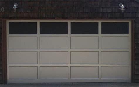 Modern Overhead Door Modern Contemporary Garage Door Design And Installation Madden Door Sf Bay Area Concord
