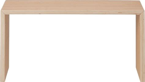 Contemporary Sideboards 1638 by U Shaped Furniture Console Table By Muji Contemporary