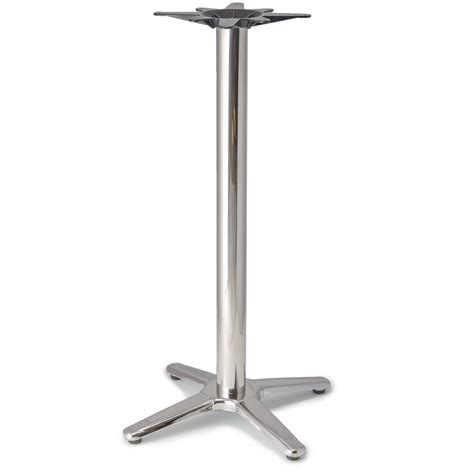 Patio 4 Aluminum Table Base Tablebases Com Quality Patio Table Legs