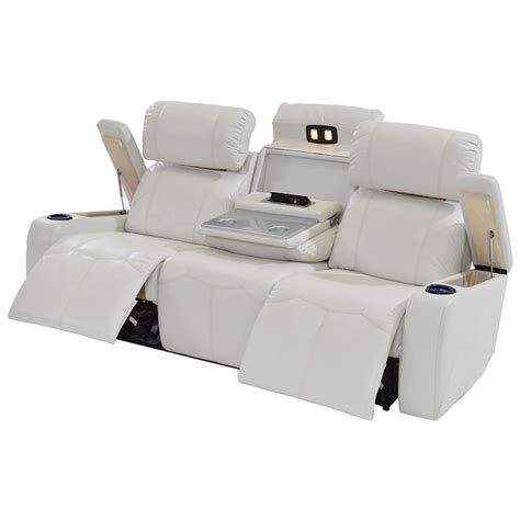 white leather reclining sofa white recliner sofa charming white leather recliner sofa
