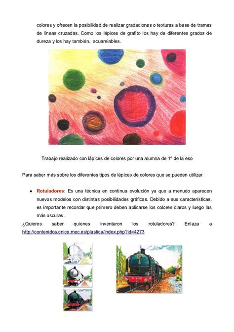 imagenes artisticas tipos tecnicas art 237 sticas