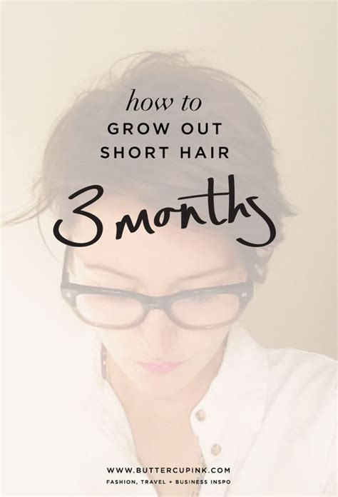How To Grow Short Hair | how to grow out short hair pinterest my hair trending