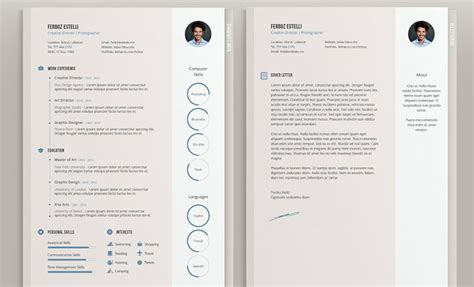 resume templates that you can for free