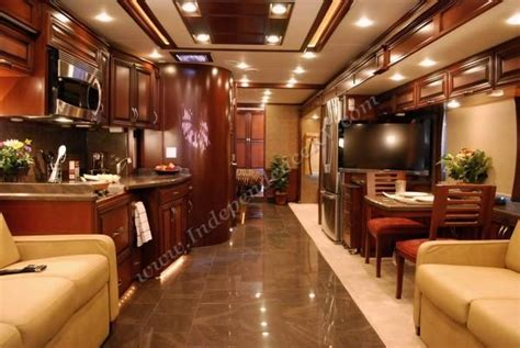 motor home interiors luxury motorhome interiors images