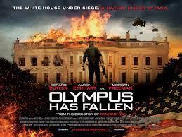 White House Vs Olympus Has Fallen by Battle At 1600 Pennsylvania Avenue White House Vs