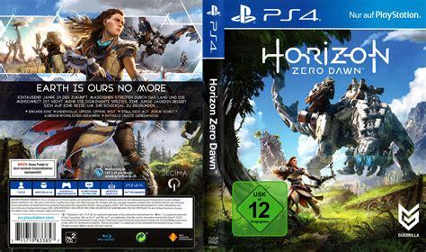 Ps4 Just Cause 3 Reg 3 horizon zero playstation 4 covers german