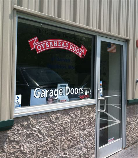 Danvers Overhead Door Bbb Business Profile Overhead Door Co Of Danvers