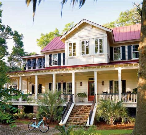 charleston home porch southern living 14 best images about house plans on pinterest house