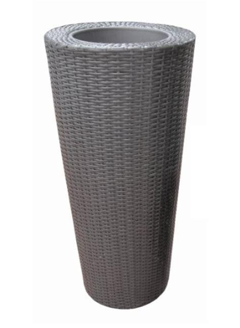 40 Inch Planter Dmc Products 78383 40 Inch Vista Resin Wicker