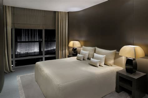 armani bedroom design interiors of armani hotel dubai burj khalifa