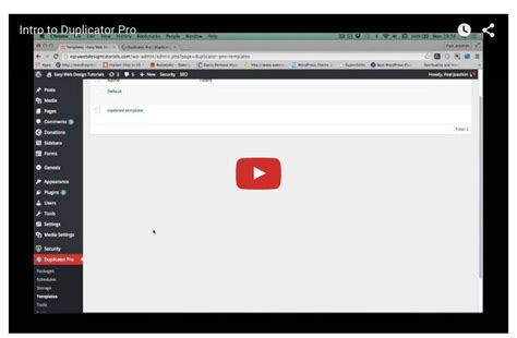 responsive layout youtube embed customizing a video embed easy web design tutorials