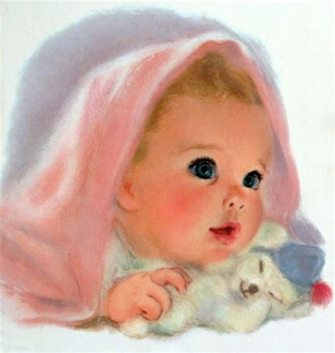 painting for babies vintage illustrations on bessie pease gutmann