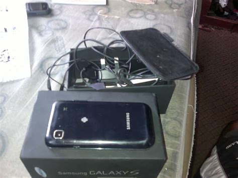 Charger I9000packing samsung galaxy s i9000 for sale wit accessories n pack 35k see pix inside technology market