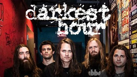 darkest hour band darkest hour completes new album pre production