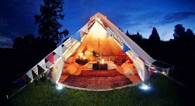 glamping in surrey and sussex