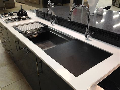 oversized kitchen sink undermount galley 5 5 the galley llc