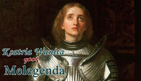10 ksatria wanita yang melegenda karena kekuatan dan