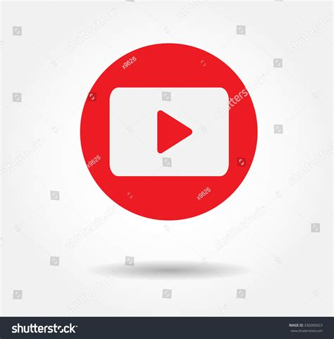 youtube layout vector red button youtube youtube icon vector youtube icon jpg