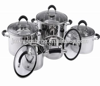 Panci Set Stainless Cookware 12pcs 12pcs stainless steel liquidation royal prestige reoona cookware set buy reoona cookware