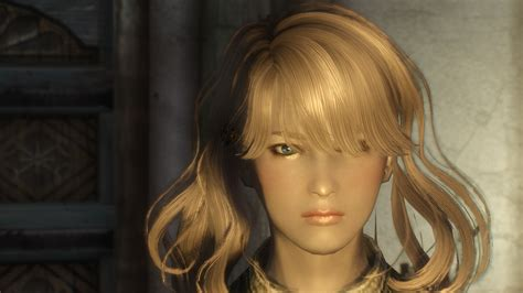 hair packs of tes iv oblivion for female only by radioragae skyrim nexus mods and community