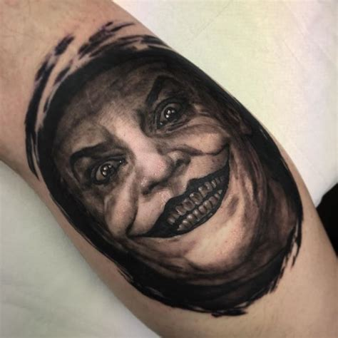 best nicholson had a load of tattooing this nicholson the best