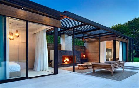 terrasse kamin moderne terrassen g 228 rten 11 inspirationen f 252 r den