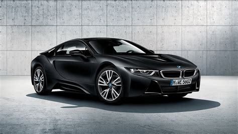 bmw i8 speed 2017 bmw i8 protonic frozen black edition picture 704248