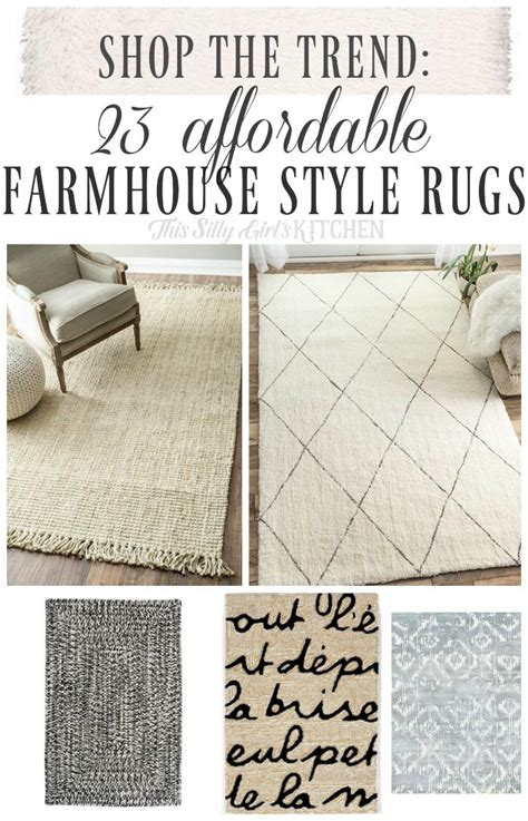 Farmhouse Style Kitchen Rugs by Best 25 Neutral Rug Ideas On Rugs In Living