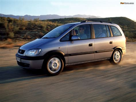 opel zafira 2003 2003 opel zafira a pictures information and specs