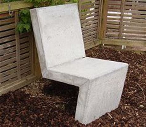 how to make a concrete bench mold 1000 images about concrete chairs stools on pinterest lounge chairs stools and