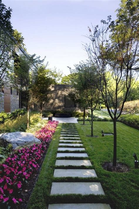 landscape pathways beautiful garden pathway for every contemporary garden