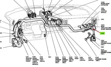 94 ford f150 fuse box diagram 94 get free image about