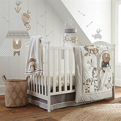 Bed Bath And Beyond Crib Bedding Levtex Baby Kenya Crib Bedding Collection Bed Bath Beyond