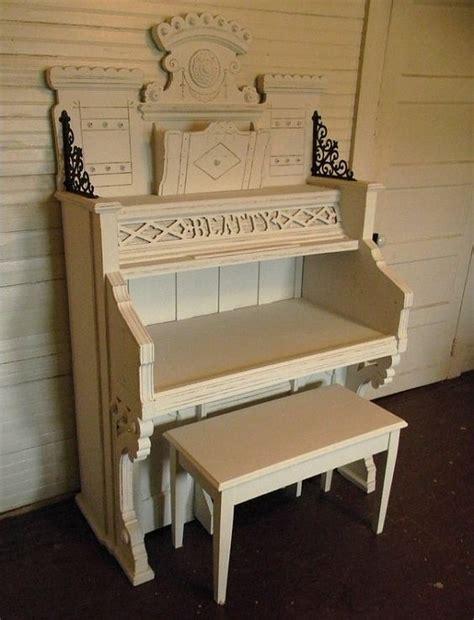 antique organ repurposed organ desk 1908 by