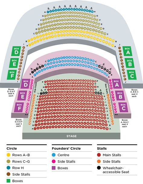 Opera House Manchester Seating Plan Seating Plan At The Opera House Manchester House And Home Design