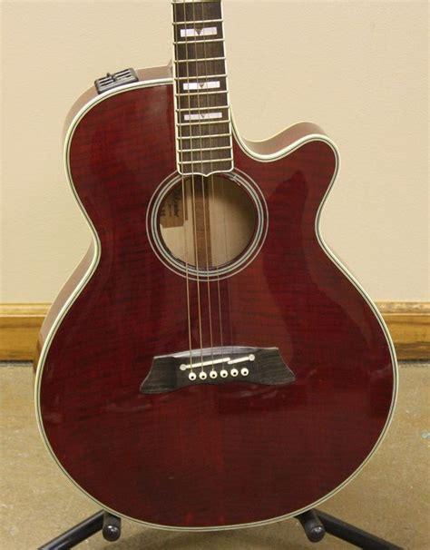Senar Gitar Guitar String Accoustic Electric takamine ef ltd 88 6 string rh acoustic electric guitar maple takamine