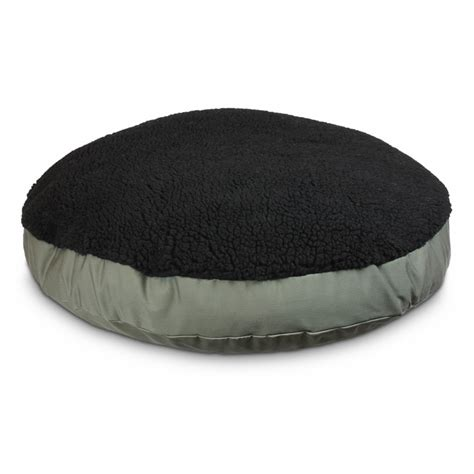 replacement cover pillow top dog bed 54 dog beds carriers replacement cover round pillow dog bed with black fur 30