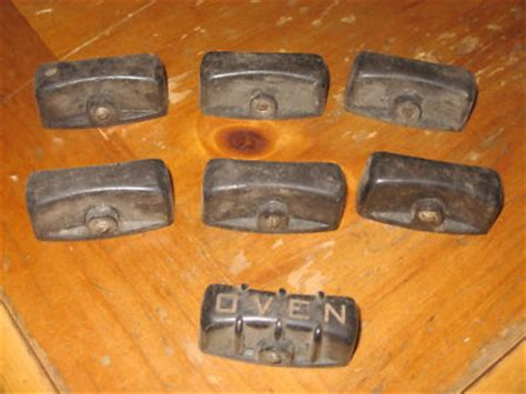 Antique Stove Knobs by Antiques Collectibles Gas Stove