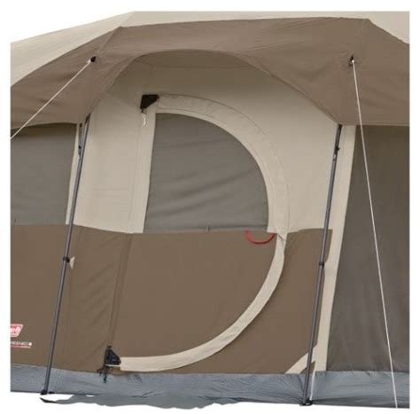 cing tent coleman weathermaster 10 person hinged door tent 30 000 garage door repair