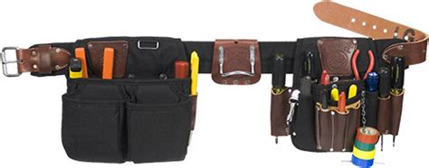 occidental leather 1574 pro electrician tool belt