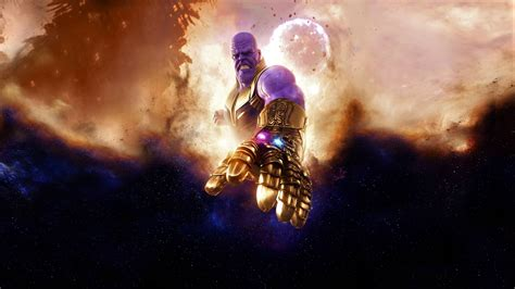 thanos  avengers infinity war  wallpapers hd