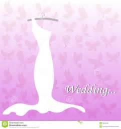 wedding dress bridal shower royalty free stock photos