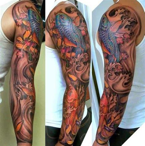 tattoo sleeve design creator 3d full sleeve flower tattoo for women images design idea