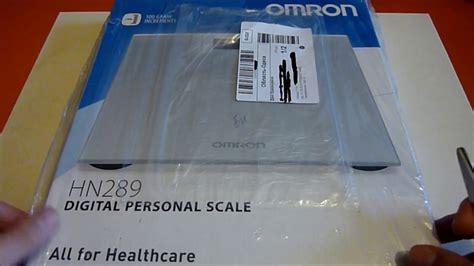 Timbangan Omron Hn 283 omron scale hn 286 omron hbf358 analyzer omron digital weight scale hn289 biru scholl