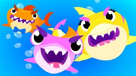 baby shark korean song baby shark song video shark
