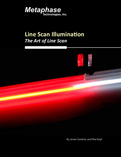 line scan line scan illumination the of line scan whitepaperpdf