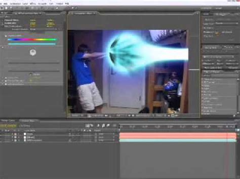 tutorial after effects kamehameha after effects tutorial kamehameha youtube